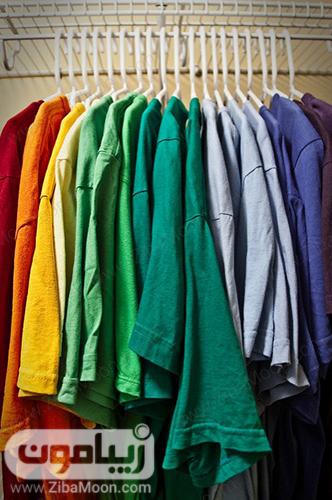 لباسهای رنگارنگ