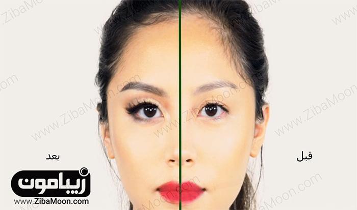 چگونه با آرایش چشمان ریز را درشت تر نشان دهیم