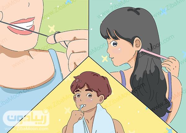 رعایت بهداشت شخصی