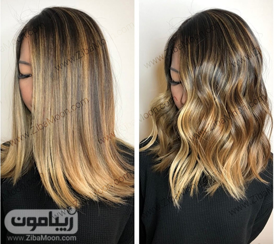 مدل کوتاهی مو برای موهای متوسط