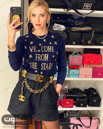 , زیباترین بلاگر ایتالیایی کیست؟ +بیوگرافی کیارا فرانی بلاگر معروف