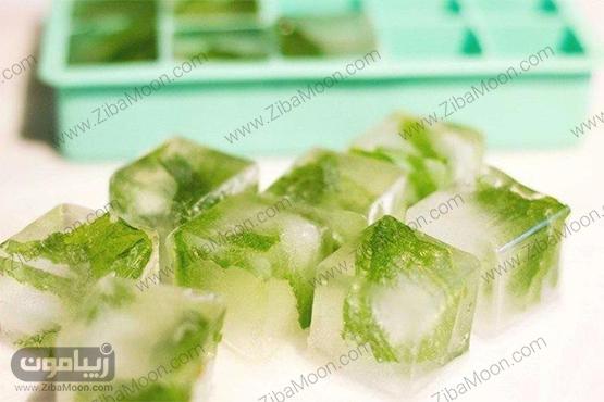 , فواید یخ درمانی برای پوست و زیبایی