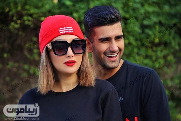 رضا نوبخت و ملینا