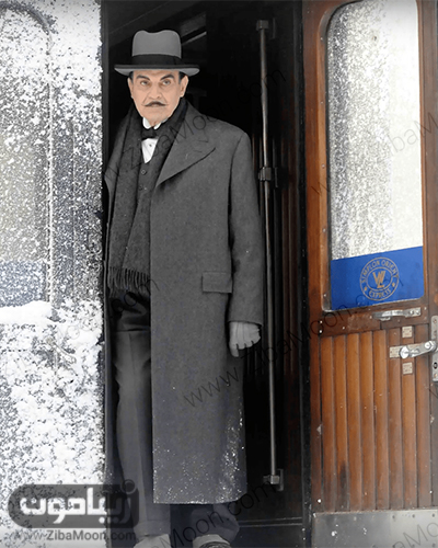 پالتو مردانه خیلی بلند