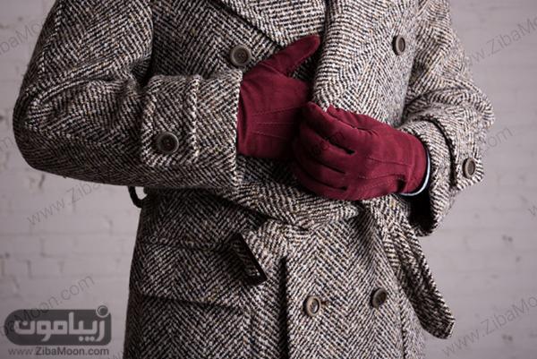 پالتو مردانه با پارچه مرغوب