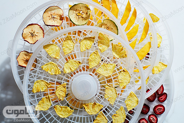 , چگونه میوه خشک درست کنیم؟ + آموزش 4 روش برای خشک کردن میوه