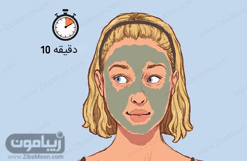 ماسک پاک کننده پوست