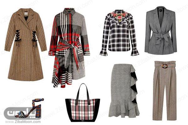 لباسهای زمستانی و پاییزی زنانه