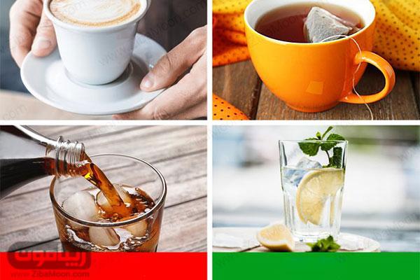 نوشیدنی سالم و مهیج