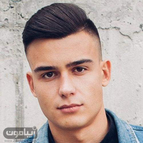 مدل مو مردانه ساده و کلاسیک ایرانی 2020