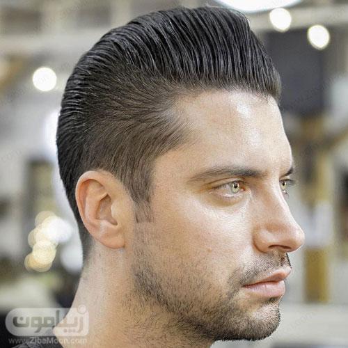 مدل مو ساده و کلاسیک مردانه جذاب