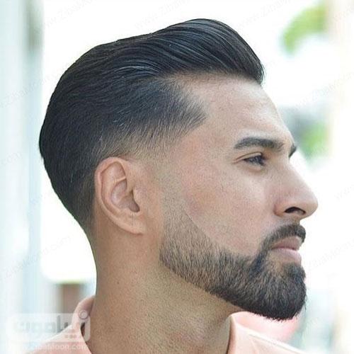 مدل مو خامه ای شیک برای آقایان خوش تیپ