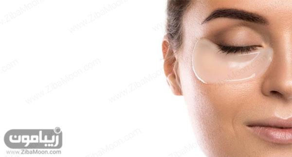 ماسک زیر چشم