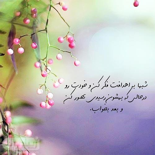 عکش نوشته انگیزشی خفن 3