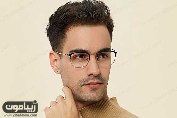 انتخاب یک طبی مردانه بر اساس فرم صورت