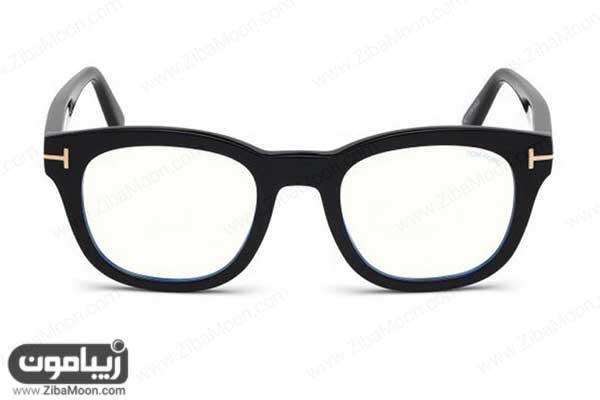 عینک طبی مردانه با طراحی کلاسیک