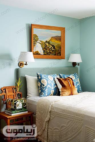 اتاق خواب پاستلی