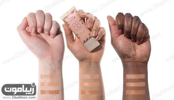 بی بی کرم برای انواع پوست