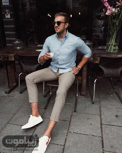 مدل لباس مردانه شیک و خاص برای عید 99