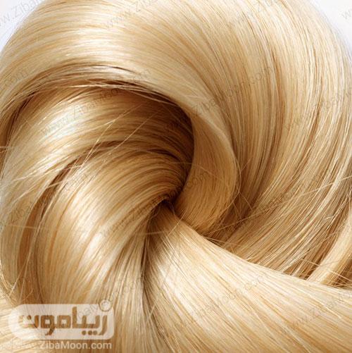 رنگ مو بلوند