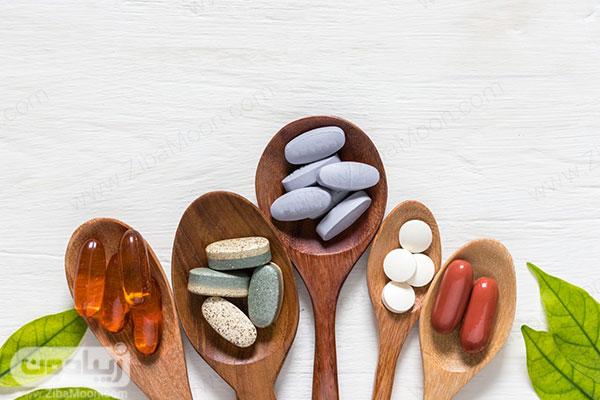 ویتامین و مکمل