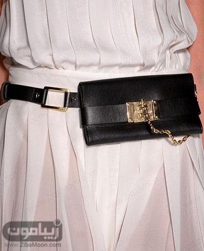 کیف کمری شیک دخترونه
