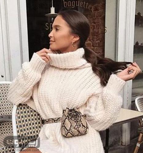 مدل کیف کمری زنانه خاص و جذاب