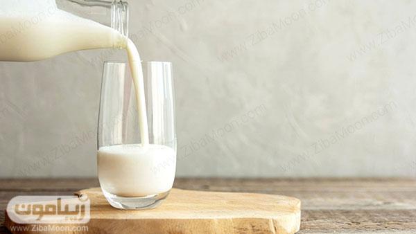 شیر پرچرب