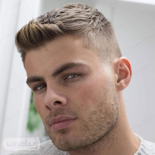 مدل مو کوتاه برای آقایان