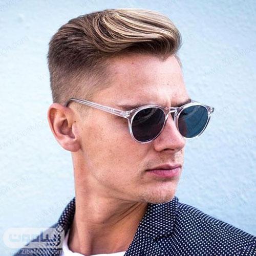 مدل مو شیک و مرتب مردانه