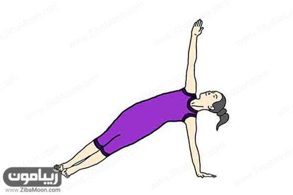 حفظ تعادل روی مچ دست