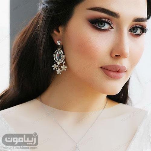 مدل آرایش عروس خوشگل 2020