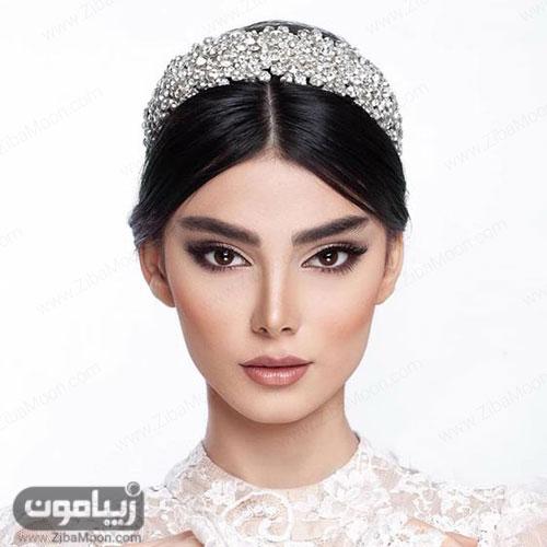 مدل ارایش عروس زیبا و خاص 2020