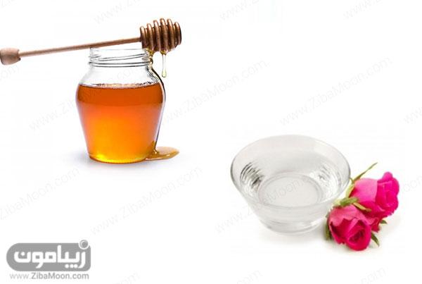 گلاب و عسل