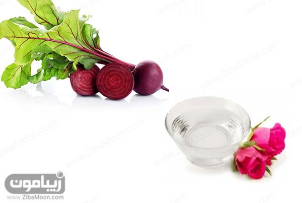 گلاب و چغندر