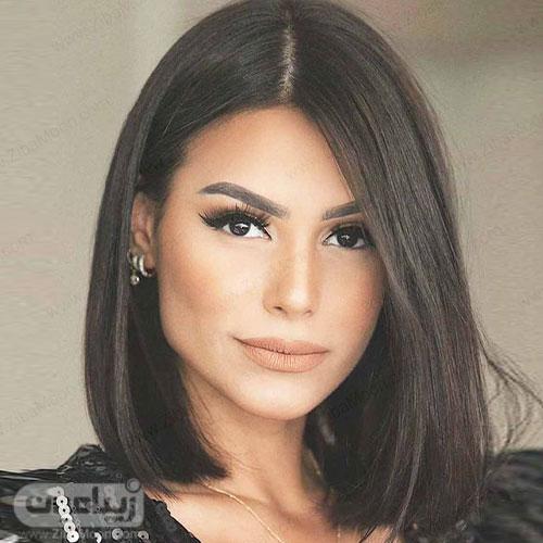 مدل موی مصری دخترانه جدید بدون چتری
