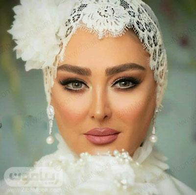 عکس عروسی الهام حمیدی