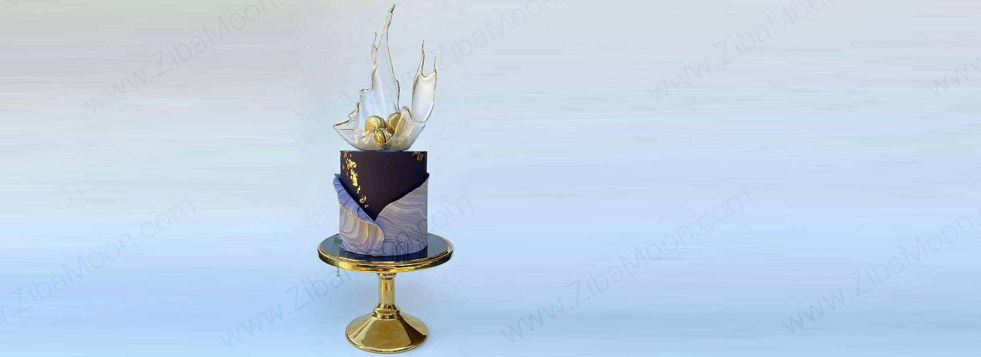 50 عکس کیک تولد مردانه لاکچری و شیک 2021