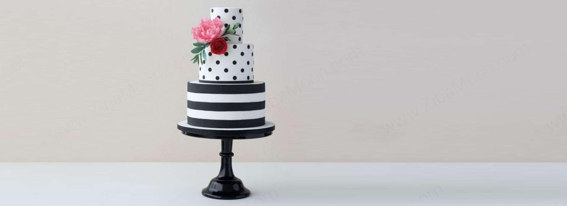 50 مدل کیک تولد زنانه شیک و لاکچری