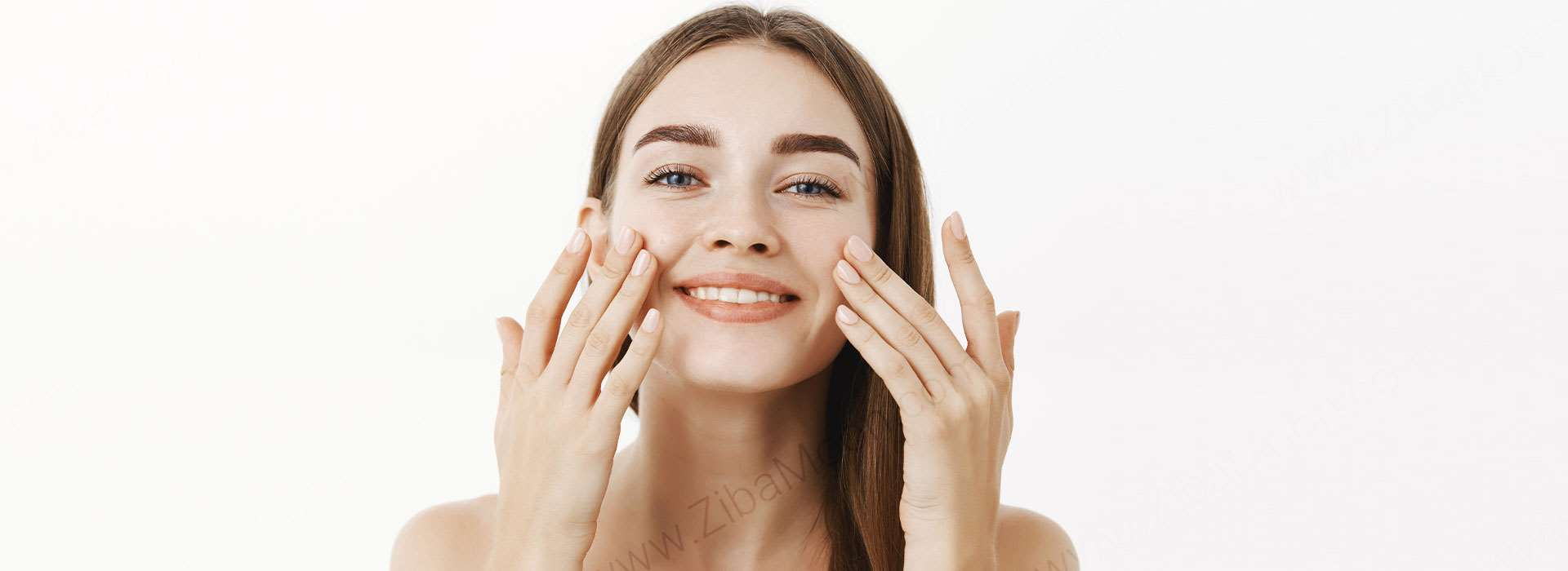 درمان خانگی دانه های سفید زیر چشم
