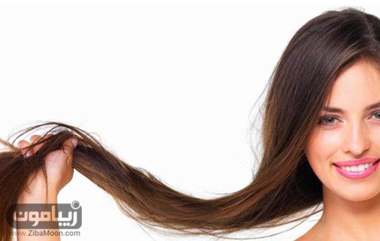 ماسک طبیعی تقویت کننده مو خشک و شکننده