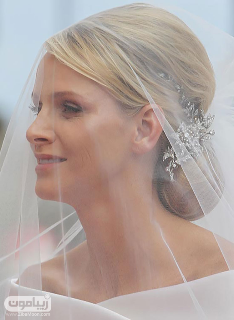 مدل موی اروپایی عروس