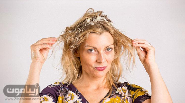 پیاز برای زیبایی موها