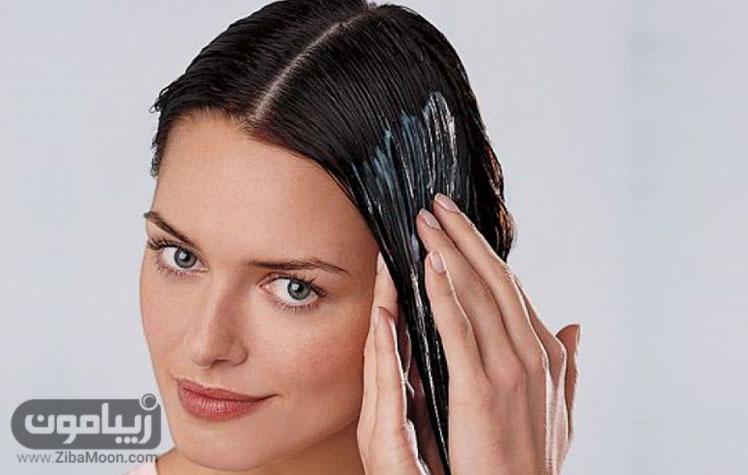 مایونز برای تقویت مو