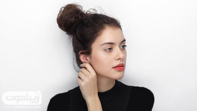 مدل موی گوجه ای