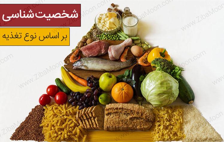 شخصیت شناسی افراد بر اساس نوع تغذیه