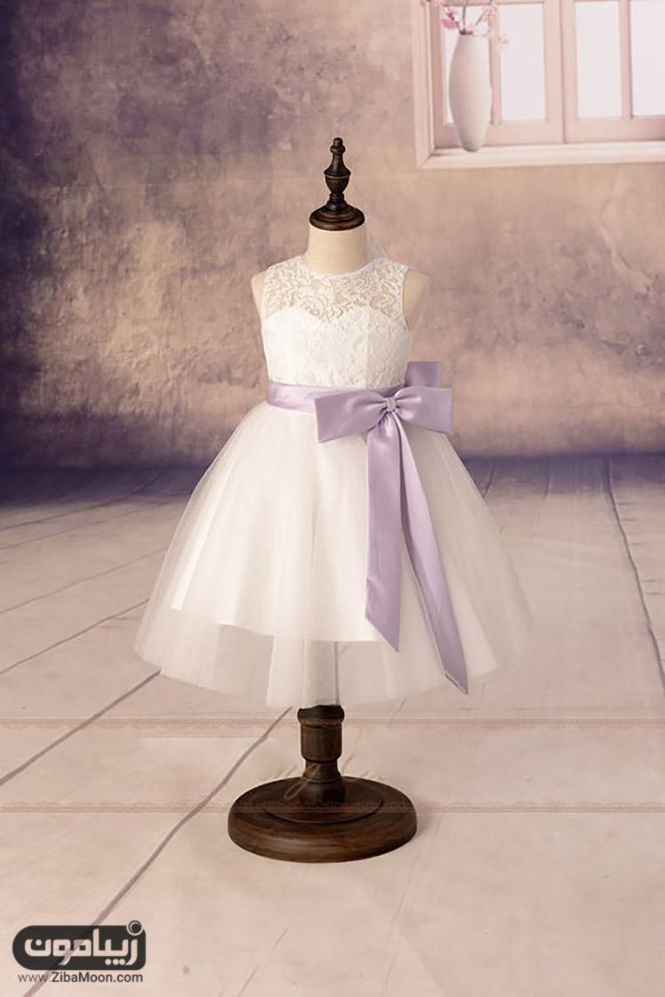 پارچه دانتل لباس عروس دوخت لباس عروس بچه گانه | زیبامون